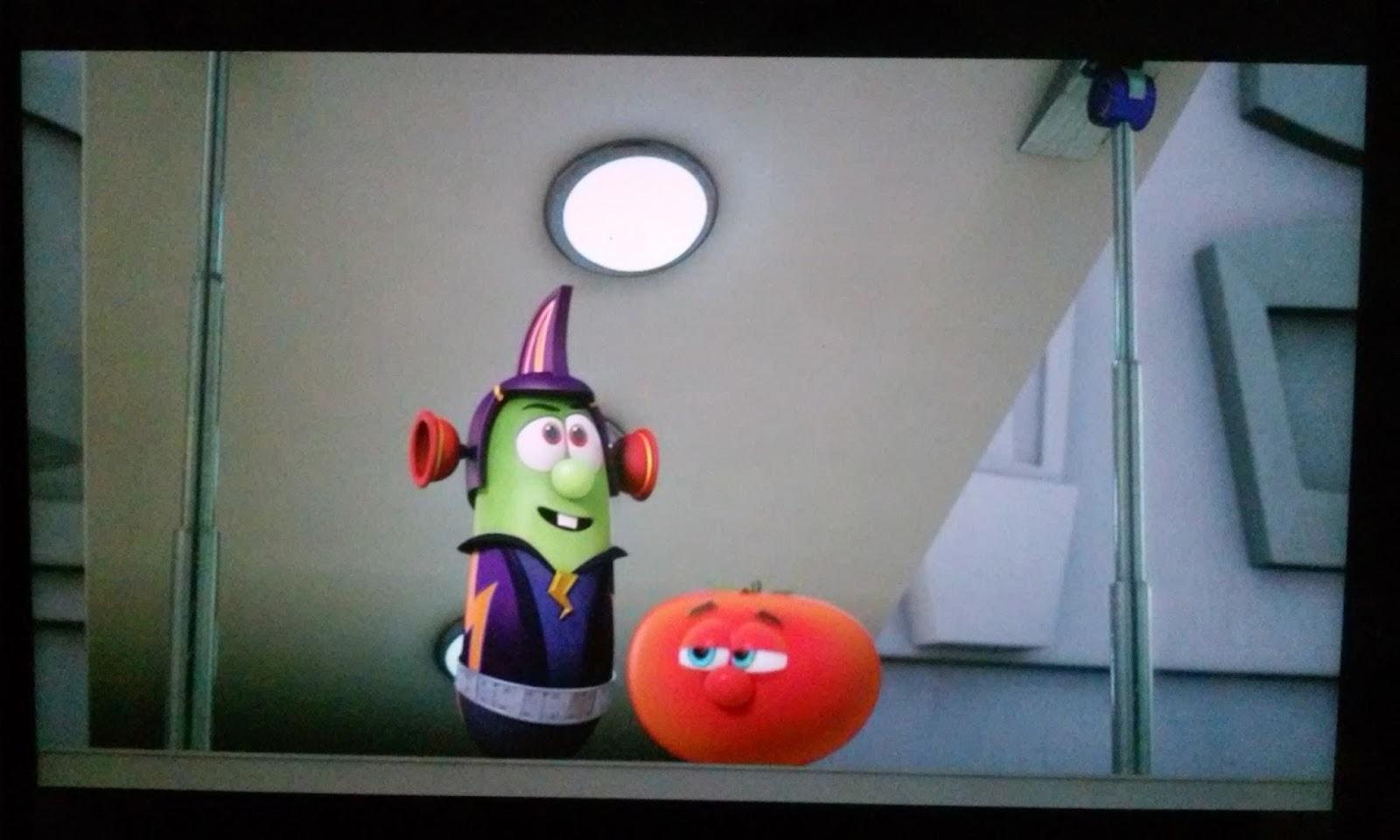 Whatsoever Critic Veggietales In The House Season 1 Ep 13