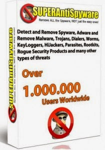 Download-SUPERAntiSpyware 5.7.1018