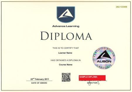 Online Coursess Alison Online Courses