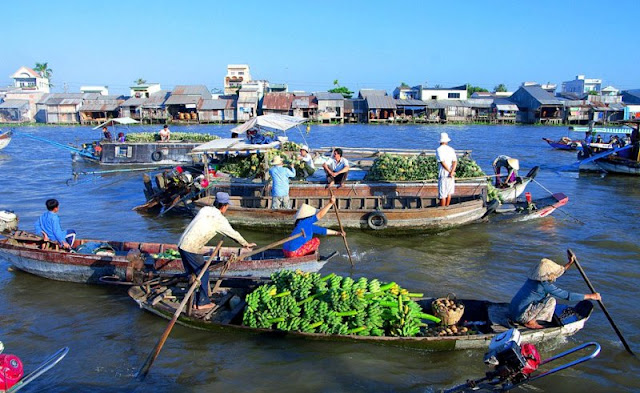 Interesting Spots to Travel in Mekong Delta Vietnam