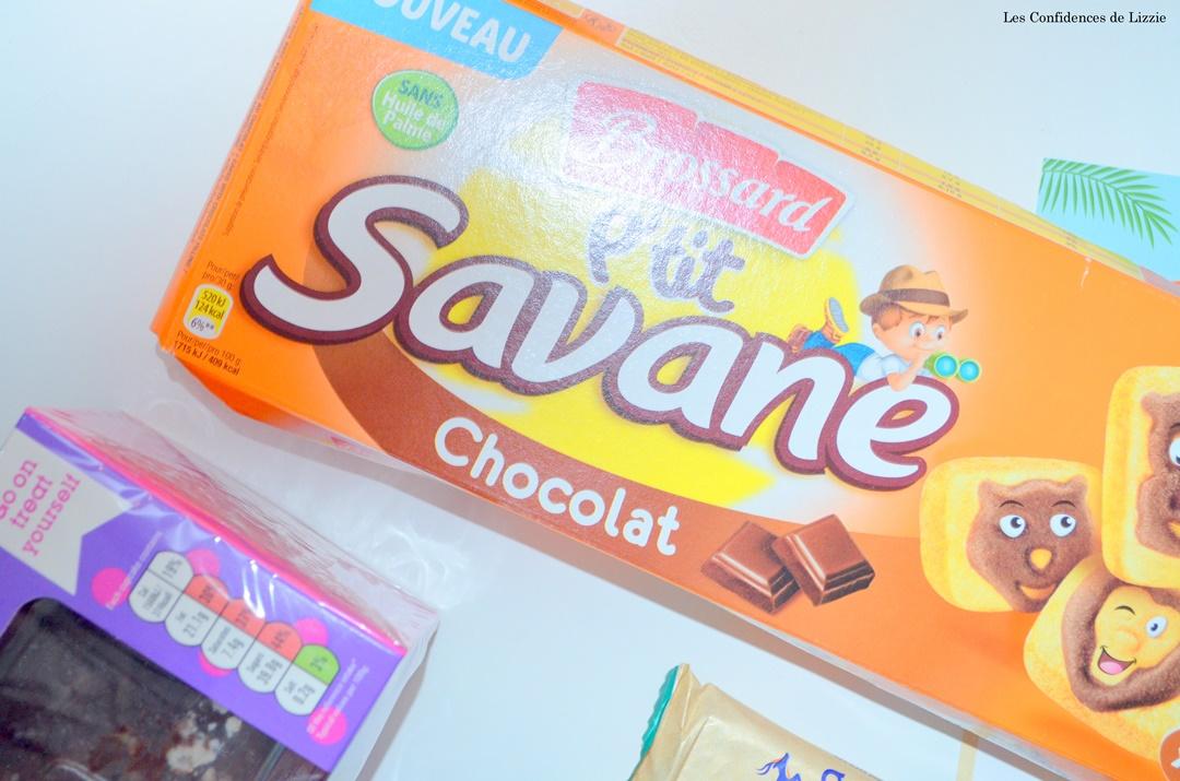 ptit savane - savane - gateau chocolat - gateau pour enfants