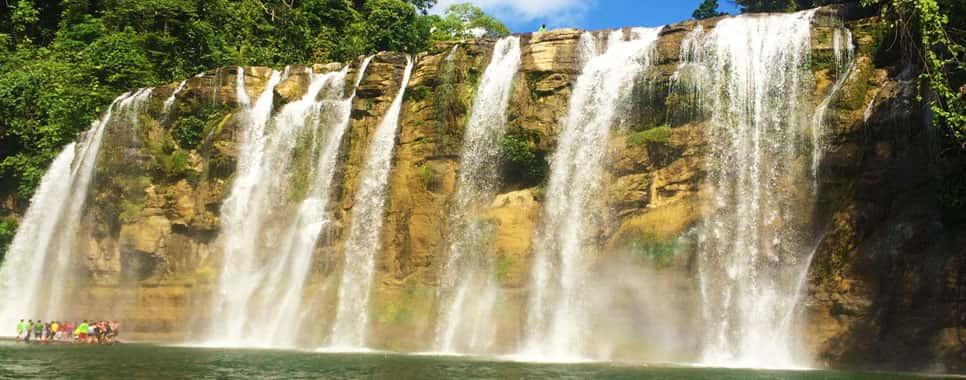 Travel Destination - Tinuy-An Falls, Surigao del Sur, Philippines