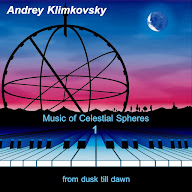 Music of Celestial Spheres - part 1 - from dusk till dawn