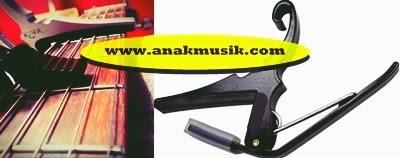 Capo Aksesoris Gitar