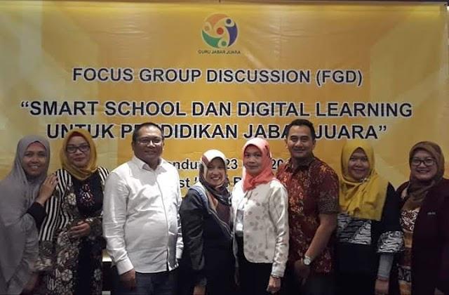 Meningkatkan Mutu Pendidikan di Jawa Barat dengan Smart School dan Digital Learning