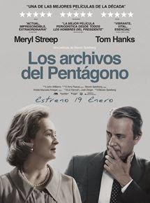 """""""Los archivos del Pentágono"""" (Steven Spielberg, 2017)"""