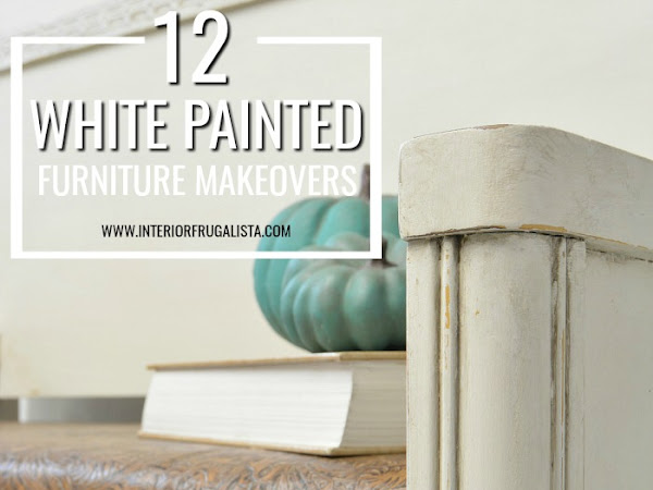 12 Examples Of The Transformative Magic of White Paint
