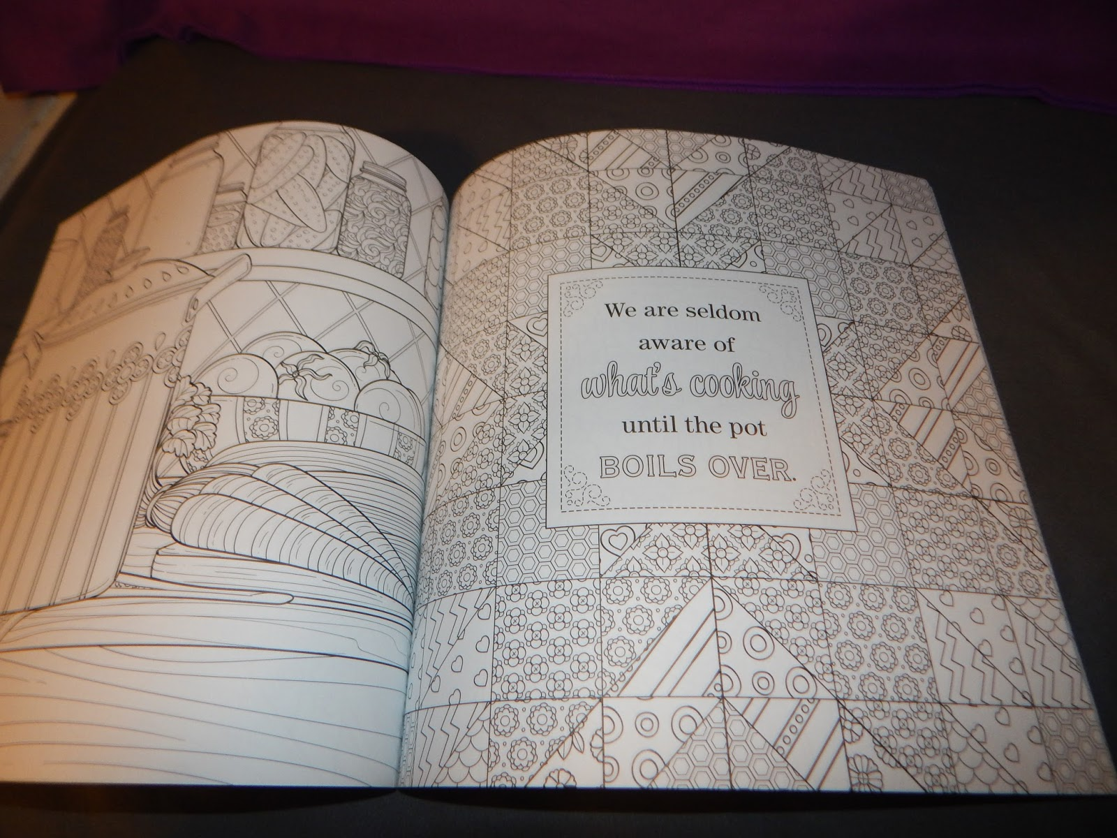 Final Thoughts I Dont Know Who Came Up With The Idea Of Publishing Coloring Books For Adults But Do Think Its A Great Little Hobby Us