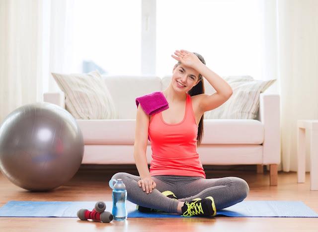 Olahraga di Rumah untuk Wanita