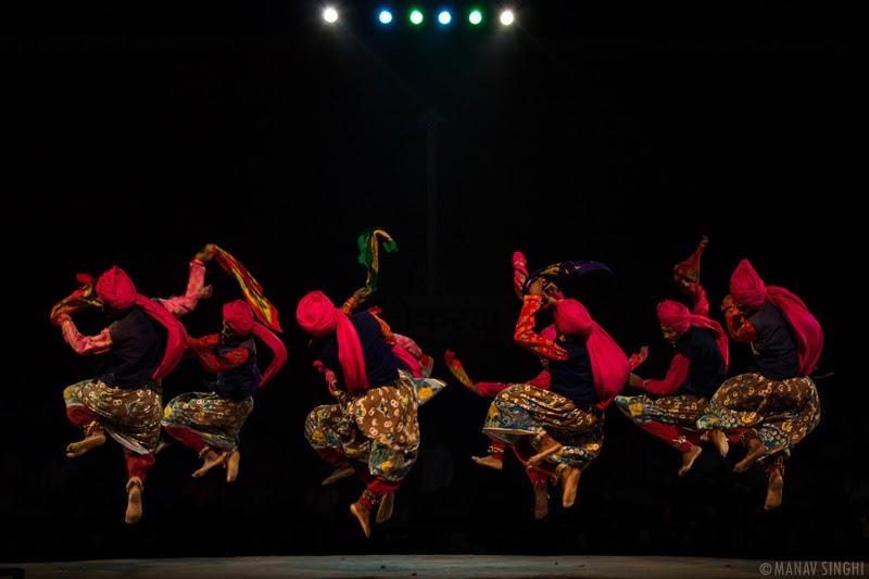 Dhangar Folk Dance Maharashtra