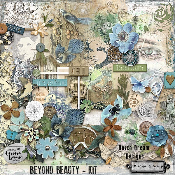 Beyond Beauty kit
