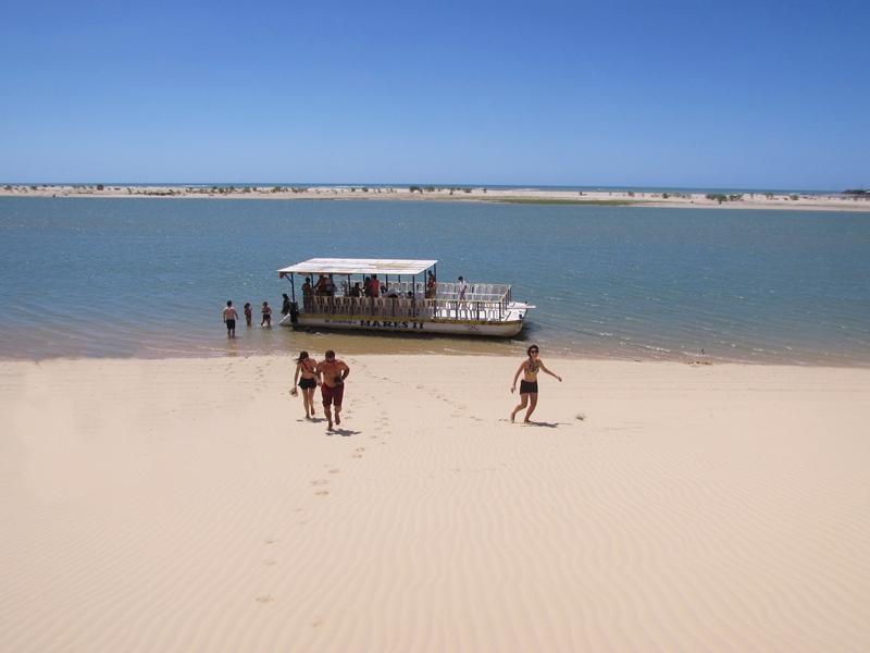 Mundaú, passeio ecológico de catamarã pela Foz do Rio Mundaú