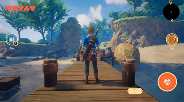 Oceanhorn 2 iOS Download