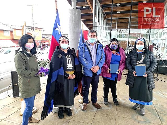 Educadores interculturales mapuche