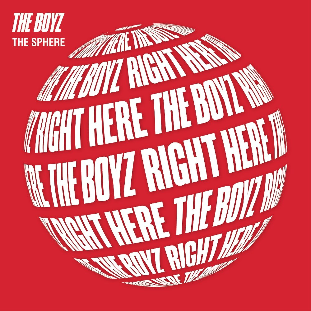 THE BOYZ – THE BOYZ 1st Single Album [THE SPHERE]
