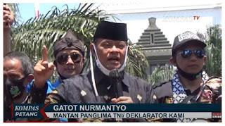 """Jenderal Gatot Nurmantyo Ungkap Kapan Prajurit Diperbolehkan Bunuh """"Atasan"""""""