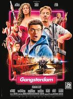 affiche de GANGSTERDAM avec Kev Adams