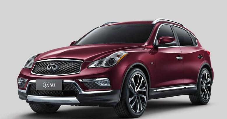 infiniti qx50 sales figures good car bad car. Black Bedroom Furniture Sets. Home Design Ideas