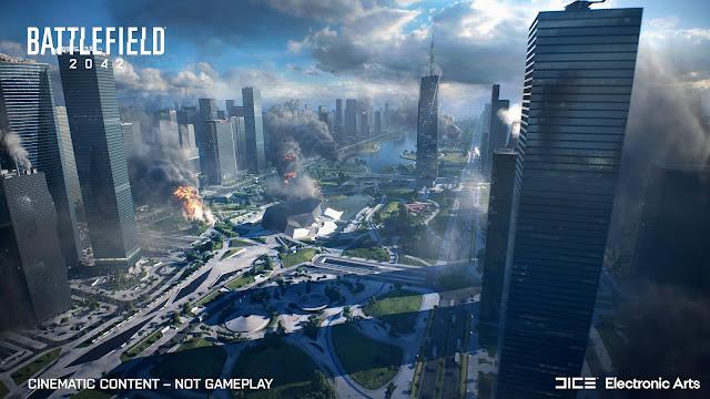 KALEIDOSCOPE (Battlefield 2042 Map)