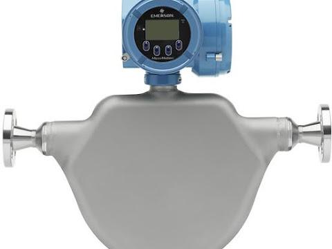 Coriolis Flow Micro Motion ELITE Peak Performance Flow and Density Meter