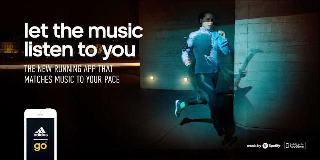 adidas y Spotify ponen la música a tus entrenamientos