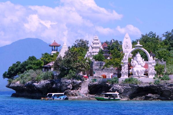 Pesona Pulau Menjangan Wall Diving Terbaik Bali Barat