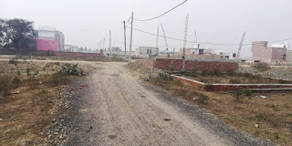 Plot/Lant Radhavihar colony Baldeo-Mathura road laxminagar Mathura