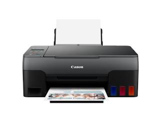 Canon PIXMA G2520 Drivers Download