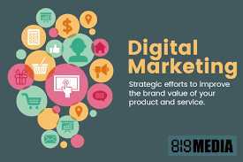 Digital marketing is the new marketing in 2020 and beyond for global success!
