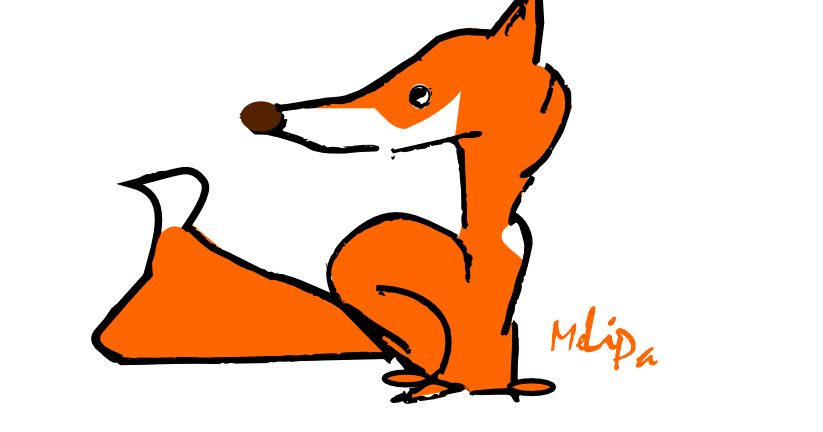 free scrap fox png free red fox clipart graphic fuchs clipart grafik freebie meinlilapark. Black Bedroom Furniture Sets. Home Design Ideas