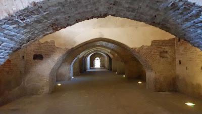 sotterranei di approdo del re