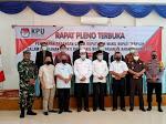 KPU Segera Tetapkan Hamsuardi - Risnawanto Sebagai Bupati dan Wakil Bupati Pasaman Barat Terpilih