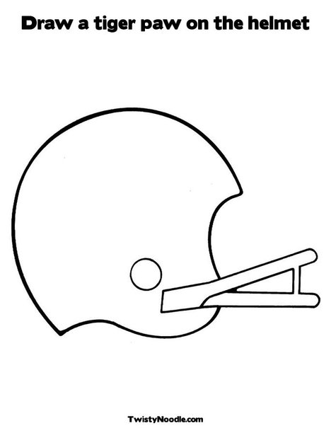clemson football coloring pages | Clemson Girl: Practice Makes Perfect - Clemson activity ...