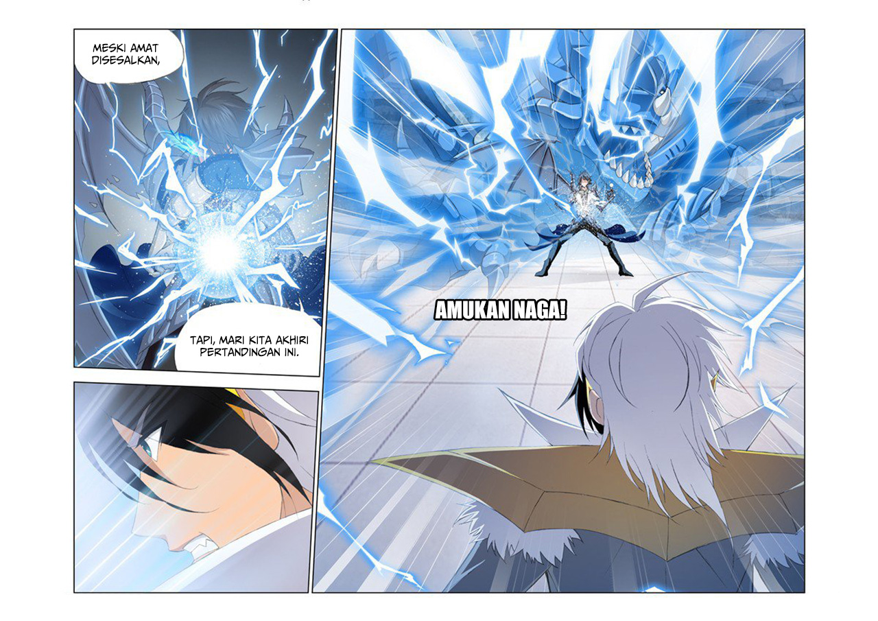 Baca Komik Manga Soul Land Chapter 119 Komik Station