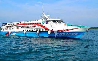 jadwal kapal express bahari karimun jawa
