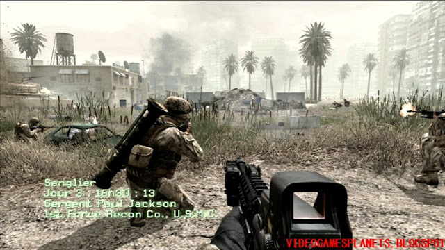 download call of duty 4 for pc highly compressed