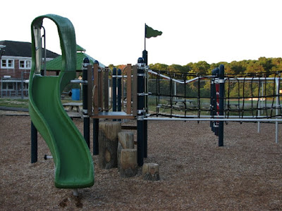Barnstable Community School Playground