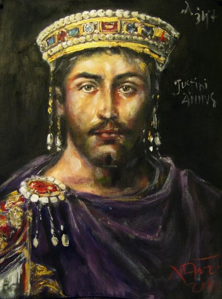 Byzantine Military Byzantine Empire Justinian