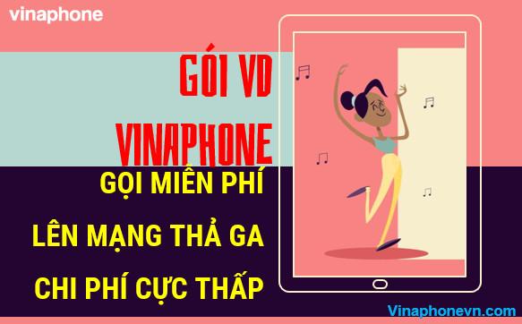 gói VD40K, VD50, VD69, VD75K, VD79, VD100, VD149 của Vinaphone