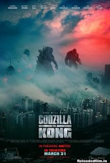 Godzilla vs. Kong (2021) Movie HD WebRip Dual Audio Hindi Eng 480p 720p 1080p Download