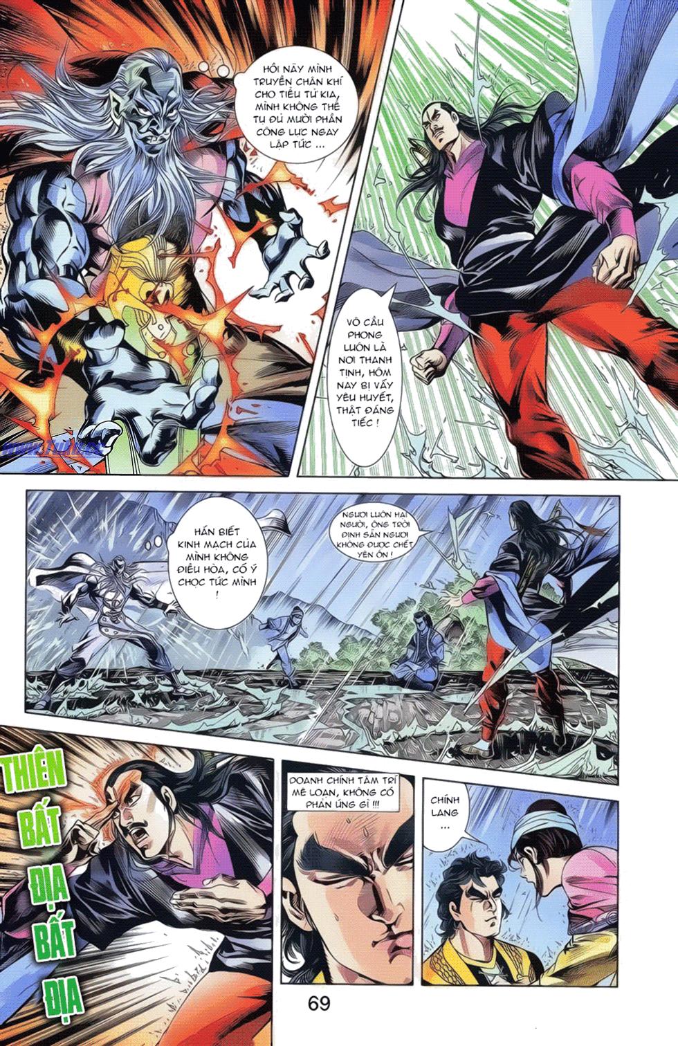 Tần Vương Doanh Chính chapter 19 trang 4