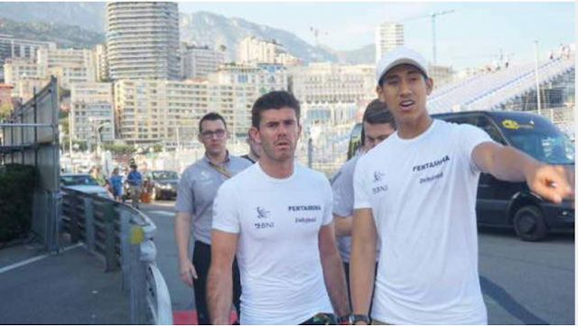 Sean Galael Tetap Optimis Pada Race Monaco