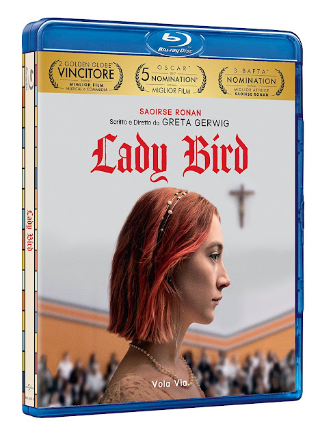Lady Bird Home Video
