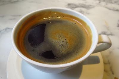 Caffé B, coffee