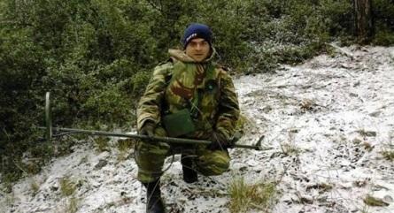Ανδραβίδα: Θλίψη από τον ξαφνικό θάνατο του 39χρονου Επιλοχία Πέτρου Αλεξανδρόπουλου - Τον πρόδωσε η καρδιά του
