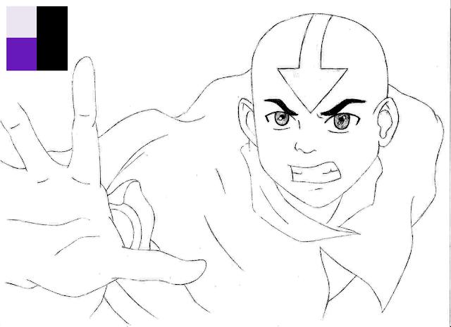 Aang - Avatar (Placcido)