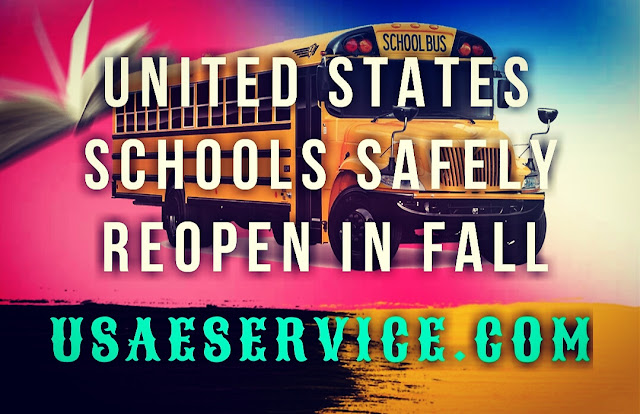 United States Schools Safely Reopen
