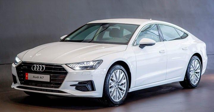 Audi A7 Sportback 2020 tung ra thị trường Việt Nam