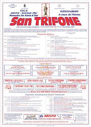 WEBSITE OFICIAL SAN TRIFONE BARI