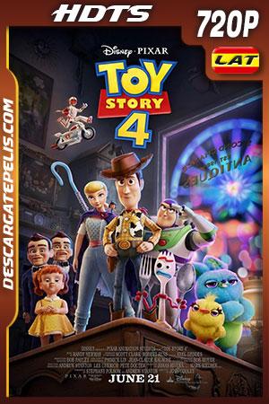 Toy Story 4 (2019) 720p HDTS Latino